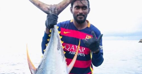 Yaate, youngest captain in fuvahmulah